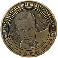 Edward R. Murrow Medallion